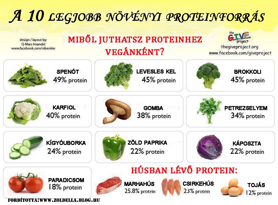 A leghasznosabb tanácsok húsmentes étrendhez