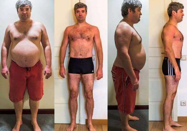 zsírégetés vs kg termés felső test vékony