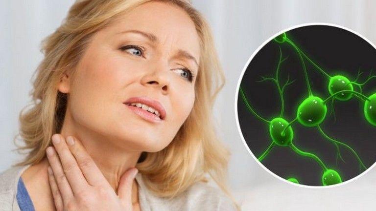 fogyás limfóma