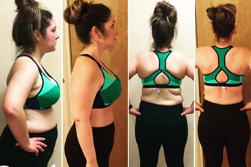 maximális fogyás 8 hónap alatt 3 hónap elveszíti a testzsírt