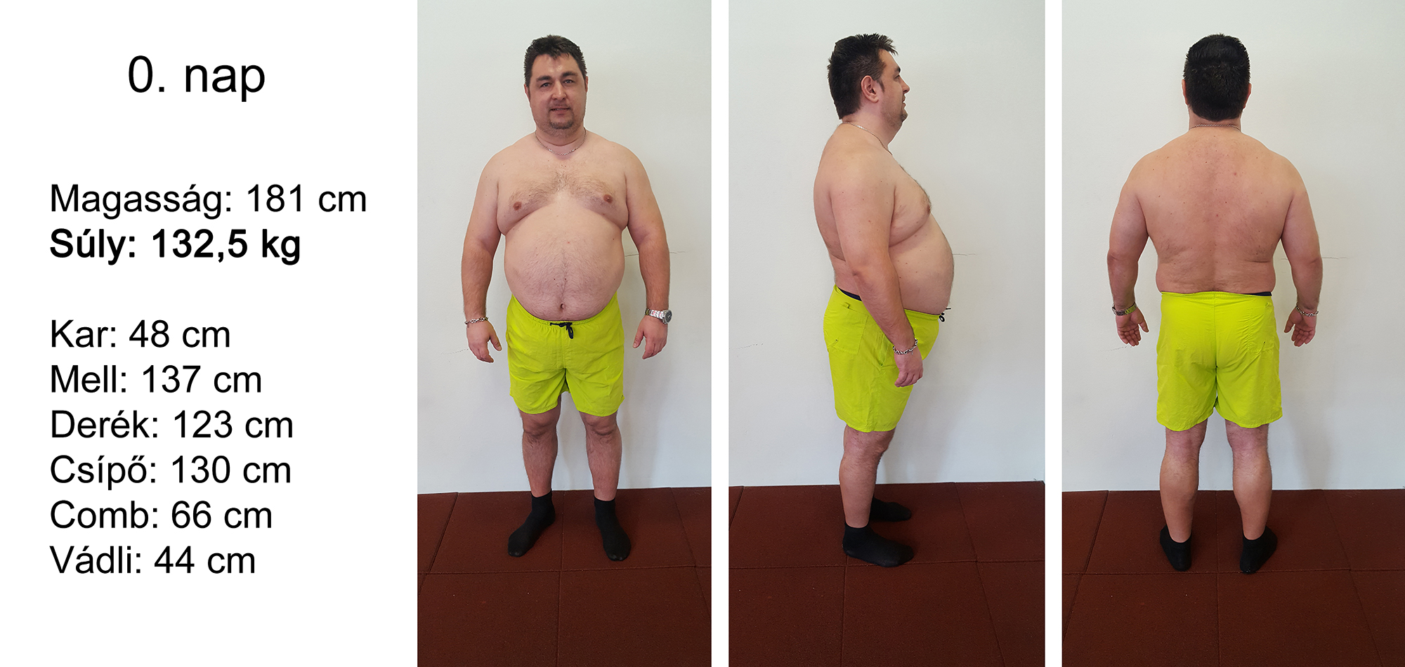Fogyjon 4 hónap alatt 8-10 kilót!