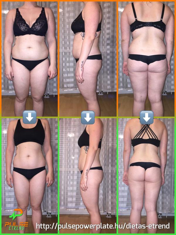 egészséges fogyás egy hónapig