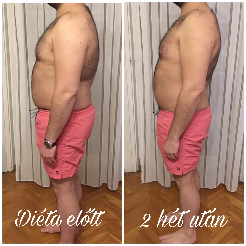 anyagcsere diéta 2 hetes
