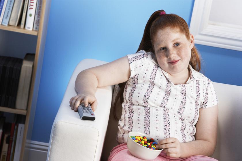 8 éves korig le kell fogynia lehet fogyni anélkül, hogy zsírtartalmát