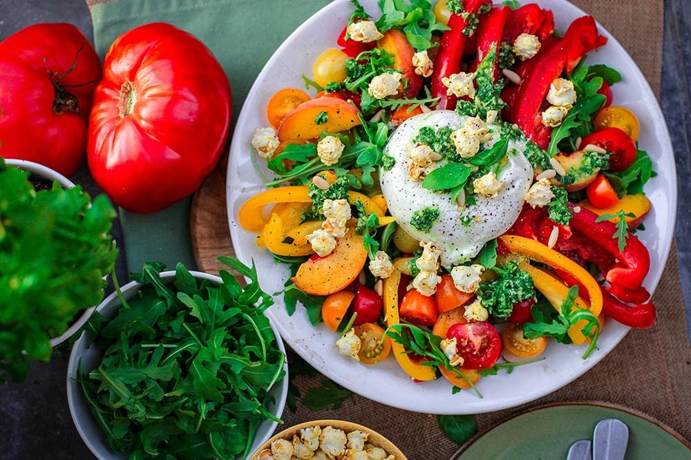 egészséges vegetáriánus étrend mennyi súlyt lehet elveszíteni hónapban