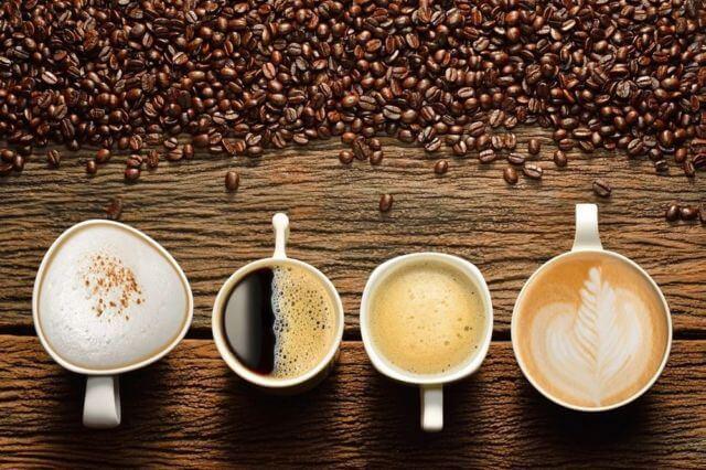 fogyás kávé vékony sült