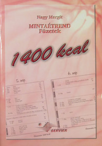 1400 kcal étrend)