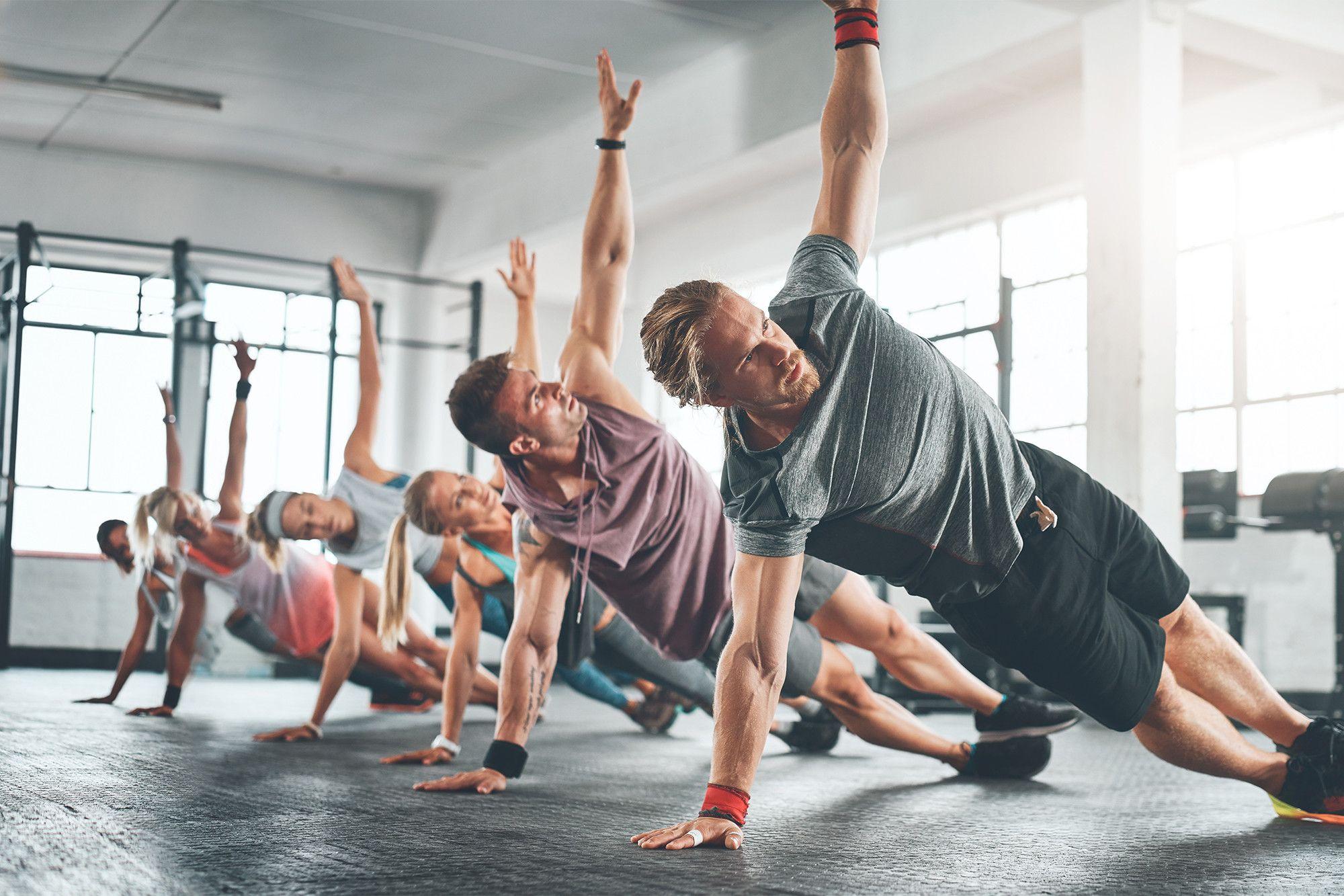 A leghatékonyabb zsírégető mozgásformák