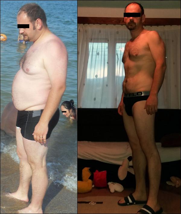 fogyás 60 kg