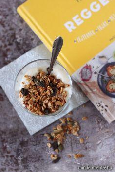 fogyás granola rúd