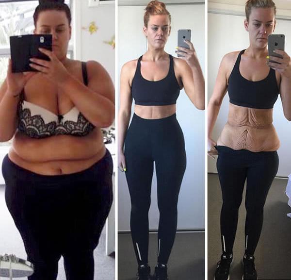 8 kg súlycsökkenés 6 hónap alatt