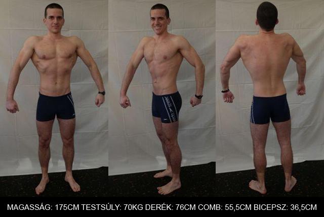 fogyás 100 70 kg a testzsír lefogy