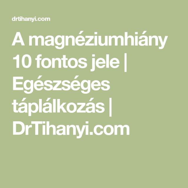 10 jel, hogy fogyni kell