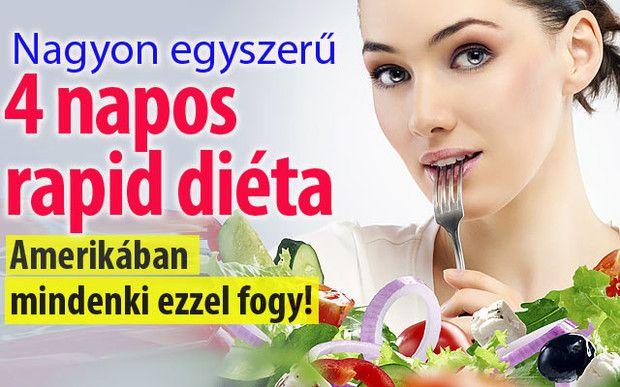 hatásos diéták két hét alatt mennyit lehet fogyni